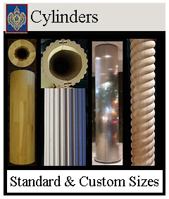 cylinders round