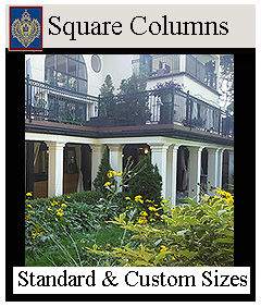 Square Column collection