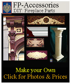 fireplace components for the DIY