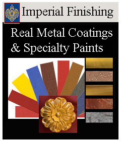 We offer metal coating and specialty paints