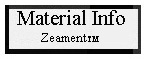 Read about Zeament Material Properties from Imperial